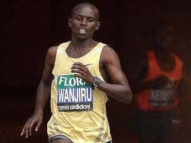 Campeão olímpico Samuel Wanjiru acusado de tentar matar a mulher