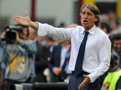 Roberto Mancini anunciado no Man. City