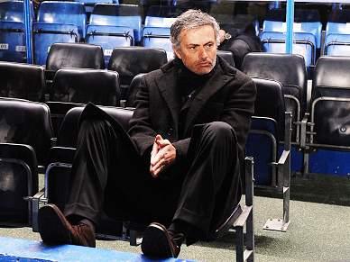 Florentino Pérez vai a Milão contratar Mourinho