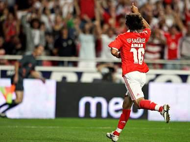 Benfica recebe Vitória de Setúbal