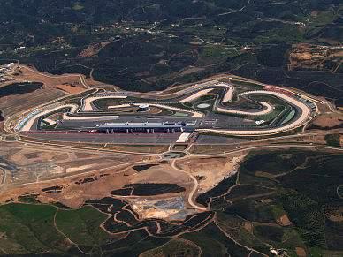 Autódromo do Algarve premiado