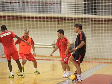 Benfica conquista Torneio Cidade da Praia