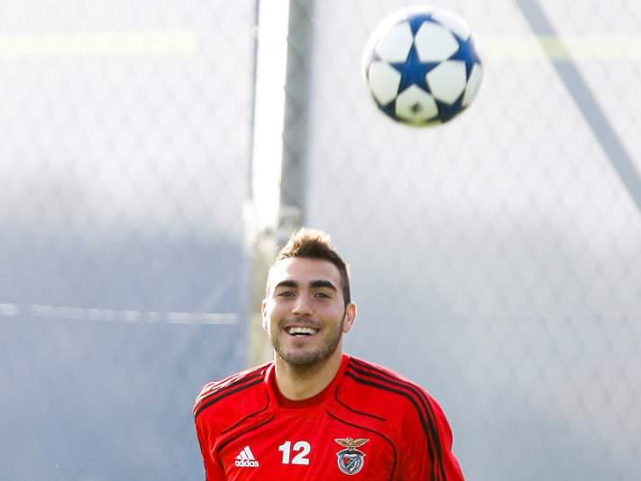 «Benfica foi uma experiência positiva»