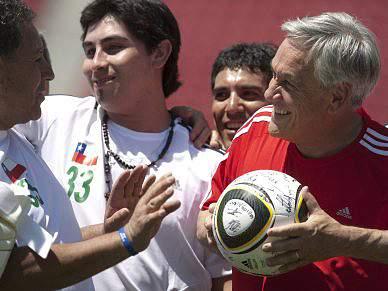 Mineiro chileno vai correr a Maratona de Nova Iorque