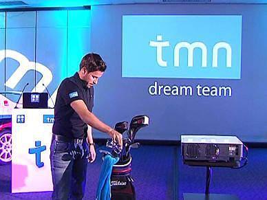 Filipe Lima na Dream Team da TMN