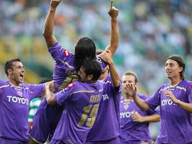 Fiorentina e Chievo apuram-se para os oitavos de final