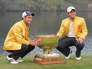 Taça do Mundo: Irmãos Molinari conquistam título para a Itália