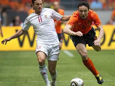 Holanda goleia Hungria por 6-1, em jogo de preparação