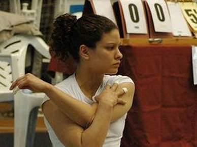 Leandra Freitas desilude