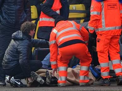 Cristian Chivu deixa hospital em Verona