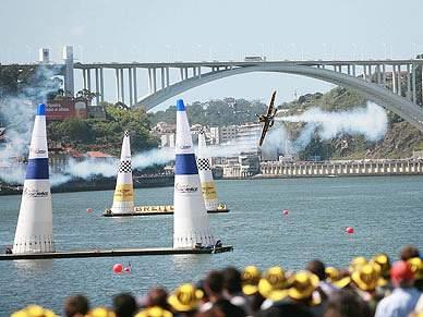 Red Bull Air Race pode voltar ao Porto