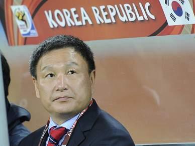 Seleccionador sul-coreano demite-se