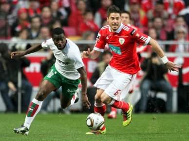 Benfica com três baixas certas
