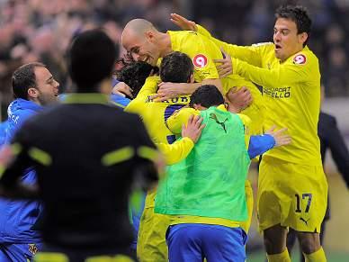 Villarreal e Espanyol acomodam-se aos lugares europeus