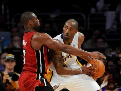 Miami Heat dão lição aos Lakers