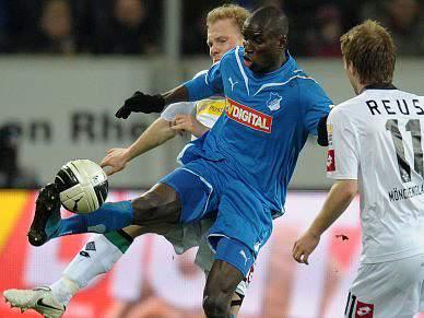 Hoffenheim empata com Borussia Monchengladbach