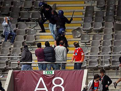 Detidos por desacatos e agressões em Braga presentes a Tribunal