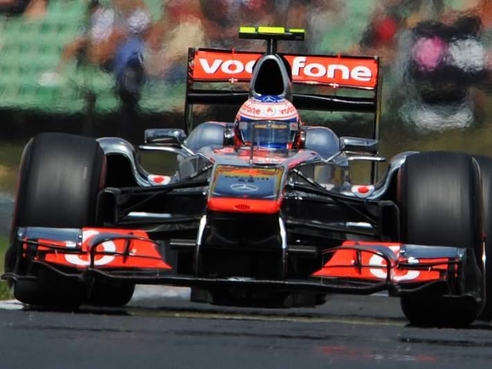 Button vence GP Hungria, Vettel mantém liderança