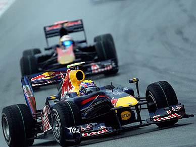 Mark Webber conquista a
