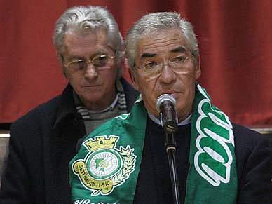 Sadinos atacam «jogo de amigos» entre Naval e Benfica
