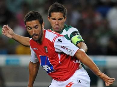 Hugo Viana muito perto do Sporting