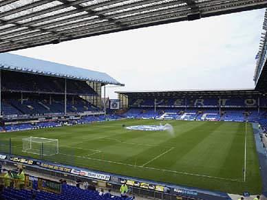 Autoridades de Liverpool rejeitam novo estádio do Everton