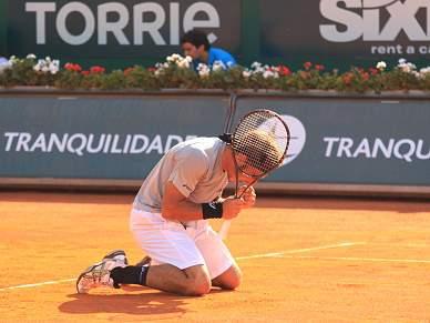 Frederico Gil atinge final histórica no Estoril Open