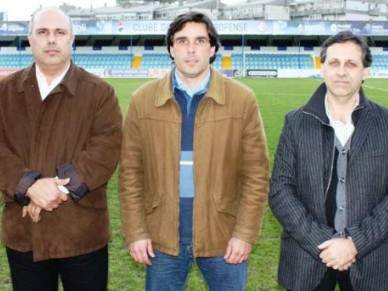 Daniel Ramos substitui Vítor Oliveira no comando técnico do Trofense