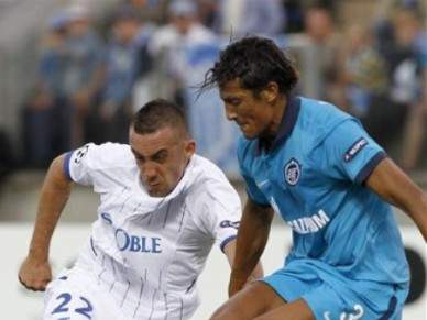 Bruno Alves quer o Zenit no top-10 europeu