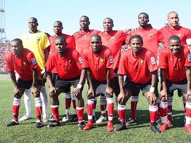 Nooij quer Moçambique entre as 16 melhores selecções africanas