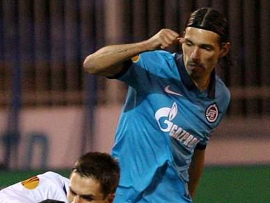 Danny marca pelo Zenit, que perde primeiro lugar