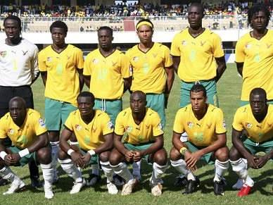 Governo togolês chama selecção de volta ao país