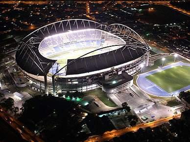 Cópia do estádio da Luz?