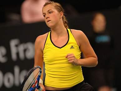 Pavlyuchenkova volta a vencer em Monterrey