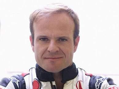 Barrichello quer ver mudança na localização dos espelhos