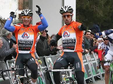Vencer duas etapas e classificações secundárias são os objectivos da LA-Paredes