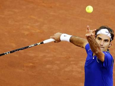 "Federer sobrevive a ""match-point"""