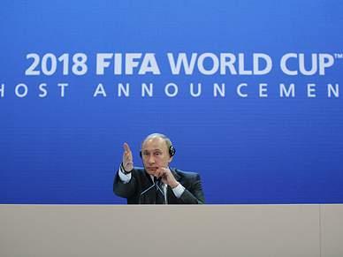 FIFA antevê problemas de organização na Rússia