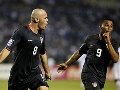Estados Unidos vencem Honduras e qualificam-se