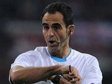 Final de Dublin vai ser apitada por árbitro espanhol