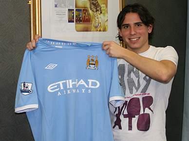 Gai Assulin no Manchester City