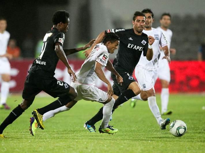 Líder da Liga prepara jogo com Rio Ave