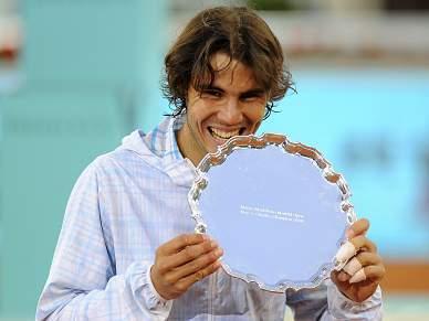 Nadal vence Federer