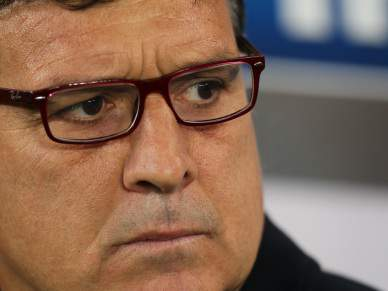 Gerardo Martino renuncia ao cargo de selecionador