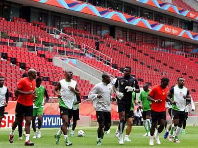 Togoleses divididos sobre participação