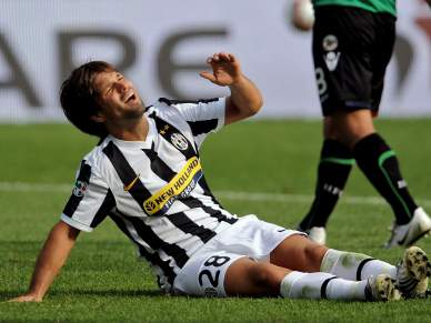 Juventus com terceira derrota consecutiva