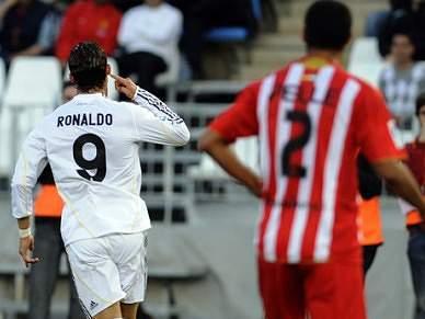 Ronaldo brilha na vitória do Real