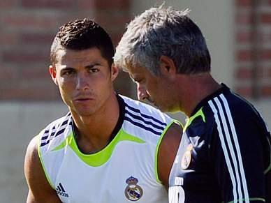 Adeptos consideram Mourinho e Ronaldo