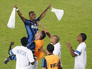 Inter Milão é campeão do Mundo