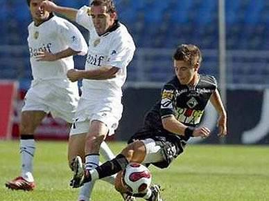 Miguel Pedro lesionado
